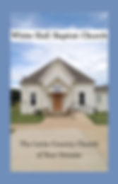 White Hall Baptist Church: The Little Country Church of Your Dreams by Jean Ann Shirey, Kindle eBook
