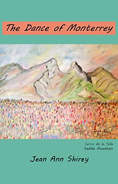 The Dance of Monterrey by Jean Ann Shirey, Kindle eBook