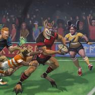 Fantasy Rugby