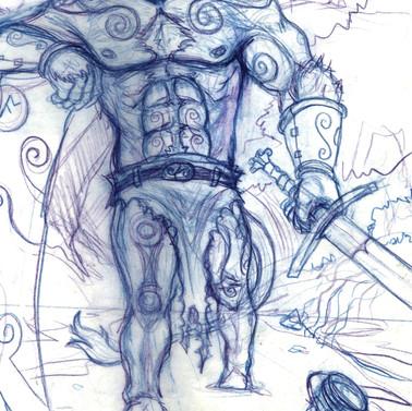 Fomor sketches 3