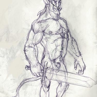 Fomor sketches 2