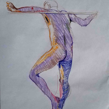 Figure Drawing 6