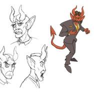 Devil Dean