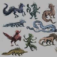 Dragon Thumbnails