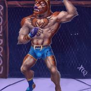 MMA Rougarou
