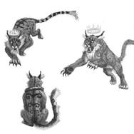 Palug's Cat Character Design
