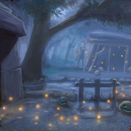 Druid shrine