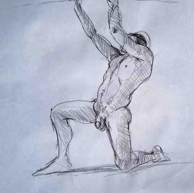 Figure Drawing 5