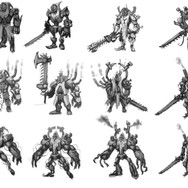 Godly Robot Thumbnails
