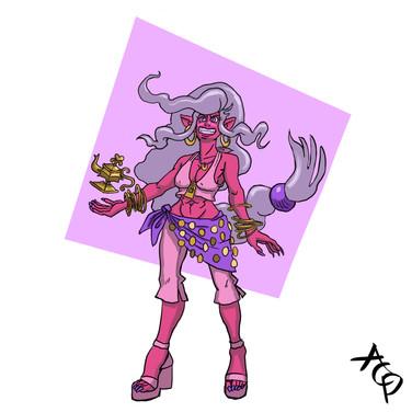 Djinni Girl