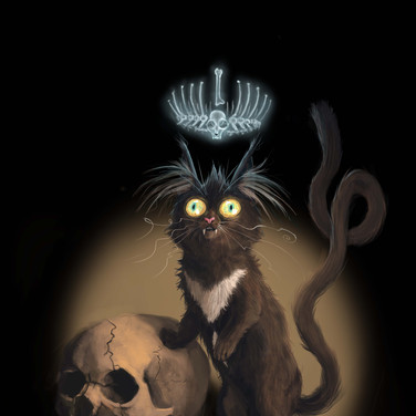 Cat Sidhe, King of Cats