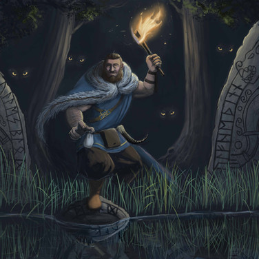 Viking Werewolf
