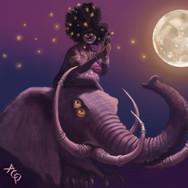 Mawu, Goddess of the Moon