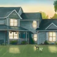 House Portrait 1