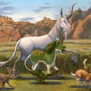 Fantastic Horned Animals