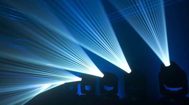 Chauvet Maverick MK1 Spot Lighting Hire