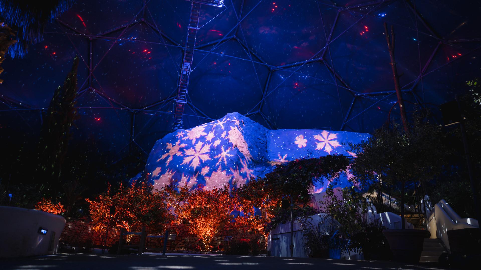 Christmas at Eden 2020