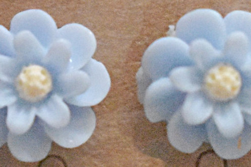 Flower Studs - choice of colours