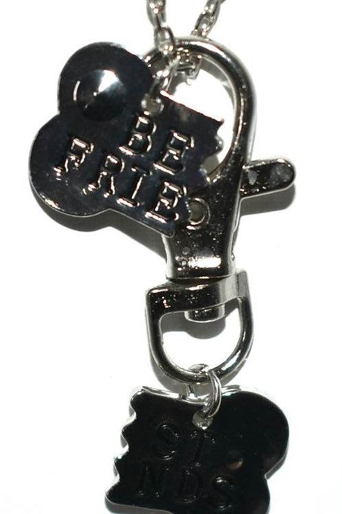 Best Friends - Necklace & Keychain