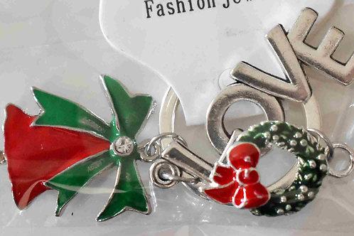 Keyrings - Christmas