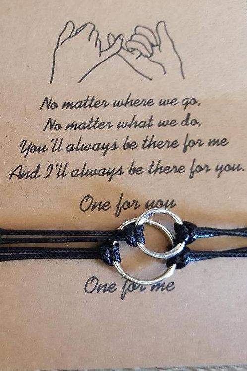 Bracelet - set of 2