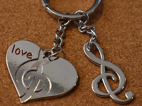 Keyrings - Music