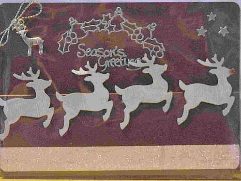 Greeting Card - Christmas