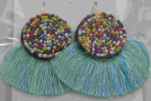 Earrings - Tassell