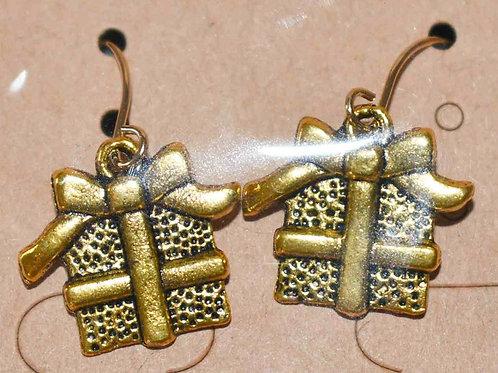Christmas Earrings - choice of colours