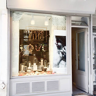 Boutique Telle Mère Telle Fille Abbesses Marais Paris