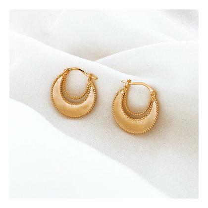 Boucles d'oreilles Apolline