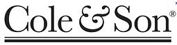 Logo Cole & Son - Ton sur Ton Tours