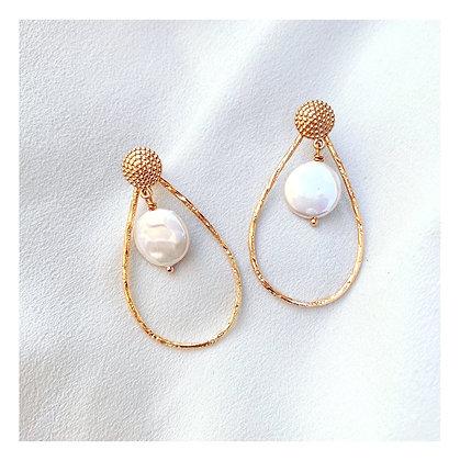 Boucles d'oreilles Adèle
