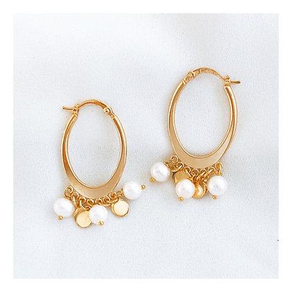 Boucles d'oreilles Laurane