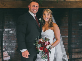 Mychael & Lacey Tie the knot