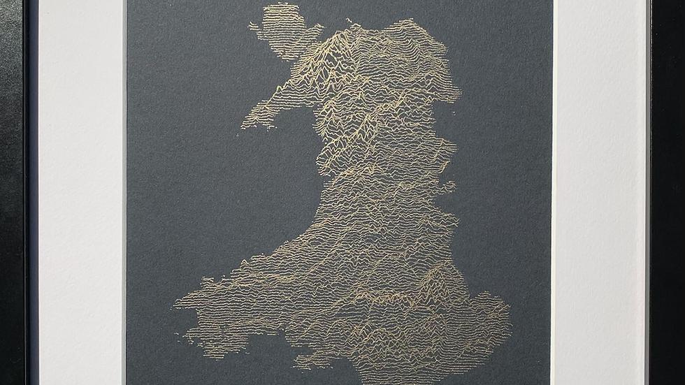Wales Gold / Slate