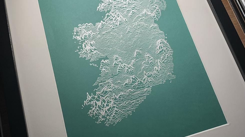 Ireland  - Framed