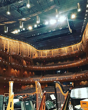 Harps at Strathmore Music Center