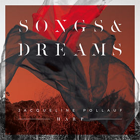 Cover of Bouquet, solo album by Jacqueline Pollauf
