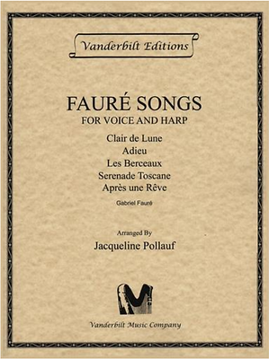 Cover of Pedal Exercises for Harp by Jacqueline Pollauf