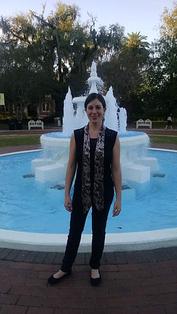 Jacqueline Pollauf at Florida State University