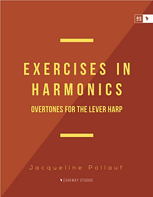 Exercises in Harmonics for Lever Harp Co