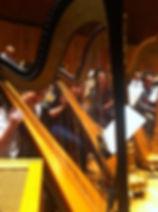 Jacqueline Pollauf at Meyerhoff Symphony Hall