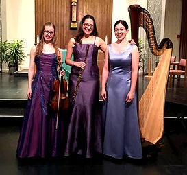 Trio at St. Francis