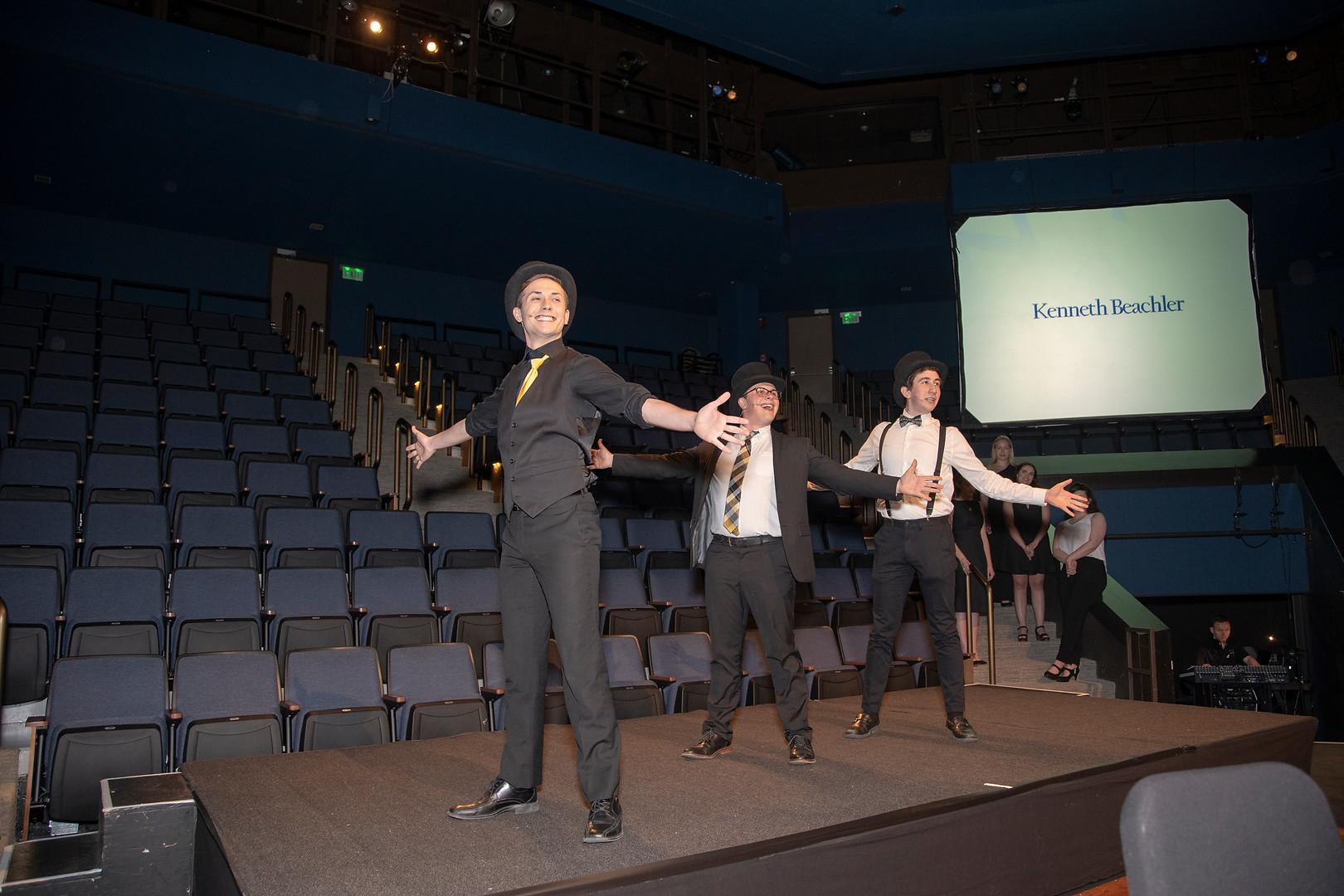 MSU Friends of Theatre Gala (PC: Charles Alexander Benoit)
