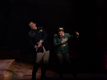 Into the Woods (PC: Charles Alexander Benoit)