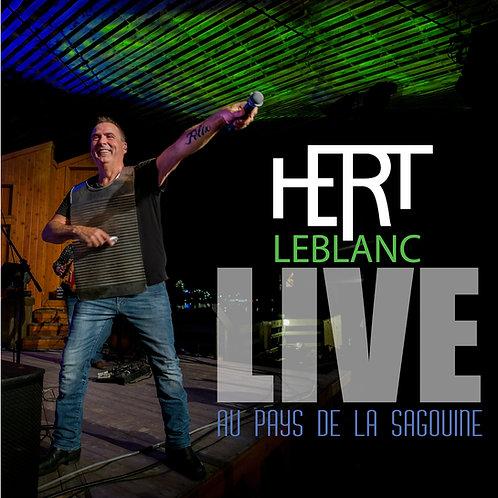 CD - Live au Pays de la Sagouine