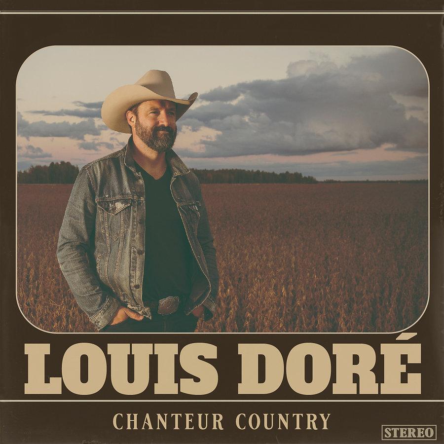 Louis Doré chanteur country