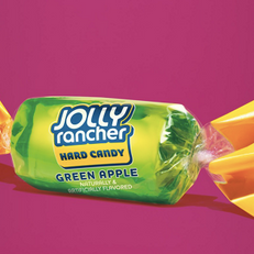 Jolly Rancher + Fruit Roll-Ups