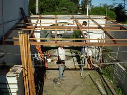 techo madera y chapa geant